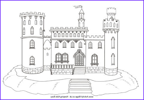 Palace Coloring Page Cool Photos Free Coloring Pages Ireland Castle