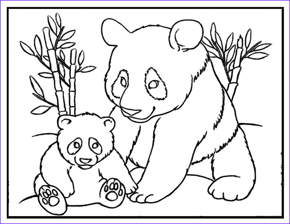 Panda Coloring Page Printable Awesome Photos Panda Coloring Sheet Panda Coloring Page Panda Printable