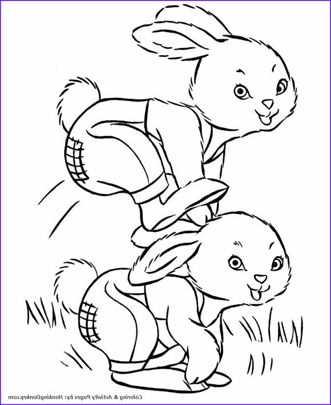 Peter Cottontail Coloring Page Cool Stock 137 Best Images About Coloring Easter & Halloween On