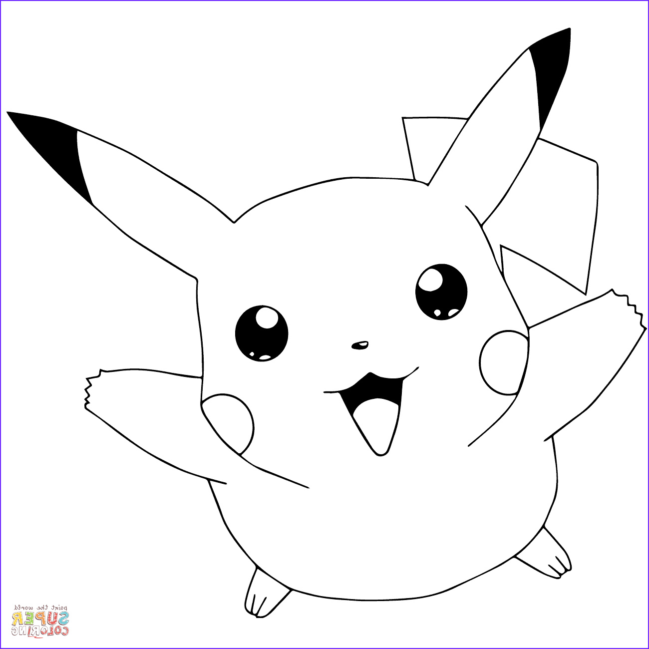 Pikachu Coloring Page Printable Awesome Collection Pokémon Go Pikachu Flying