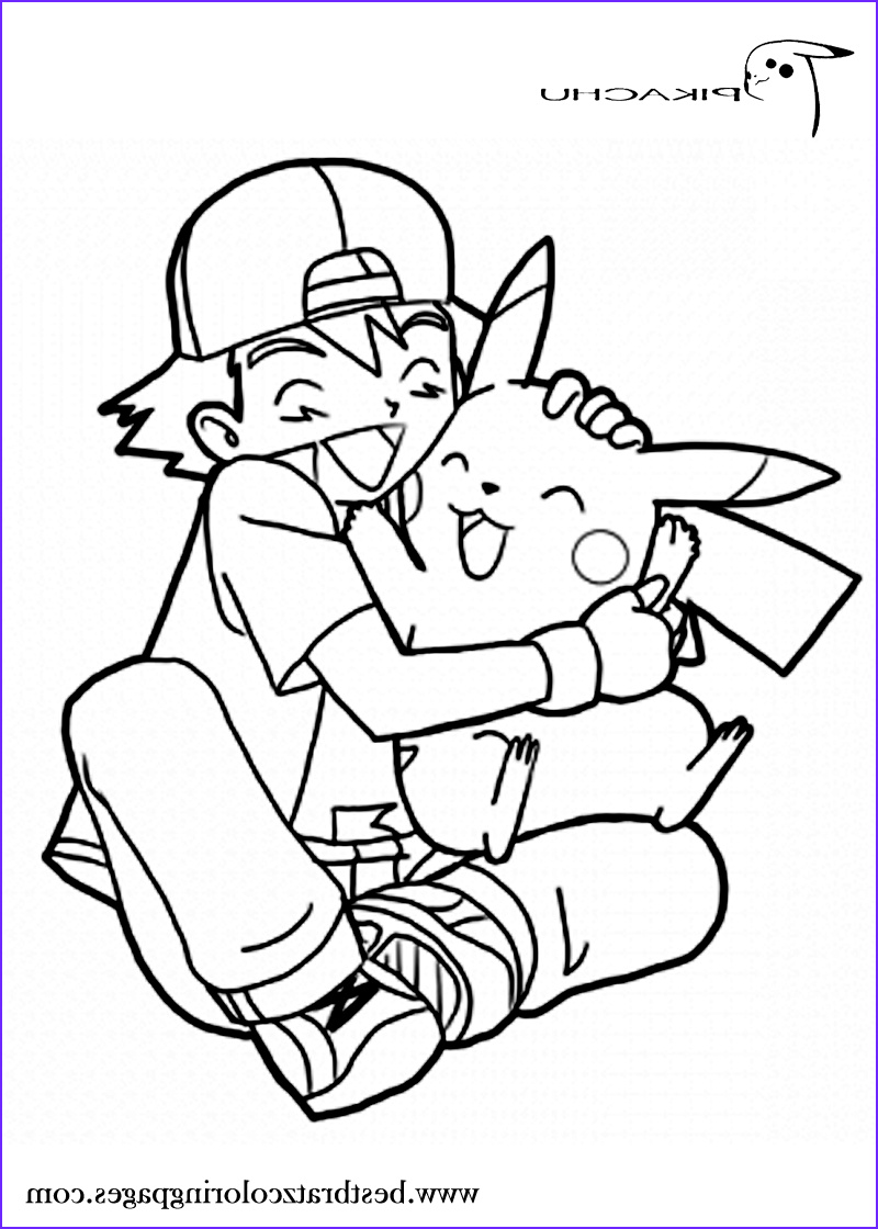 Pikachu Coloring Page Printable Luxury Stock Pikachu Coloring Pages