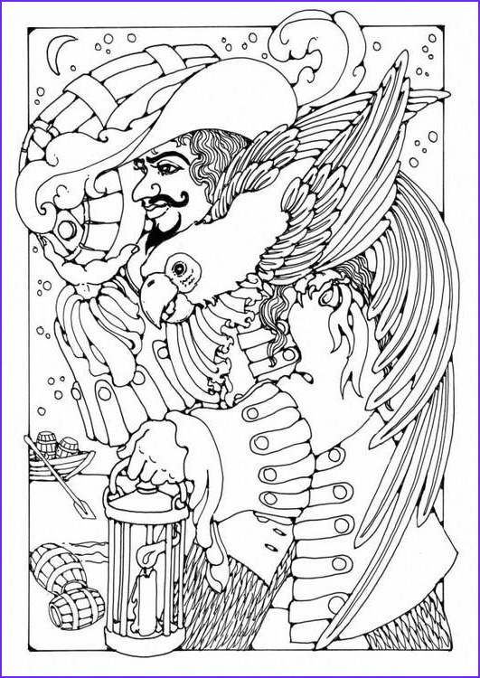 Pirate Coloring Page for Adults Cool Photos 139 Best Images About Pirate Mini Book On Pinterest