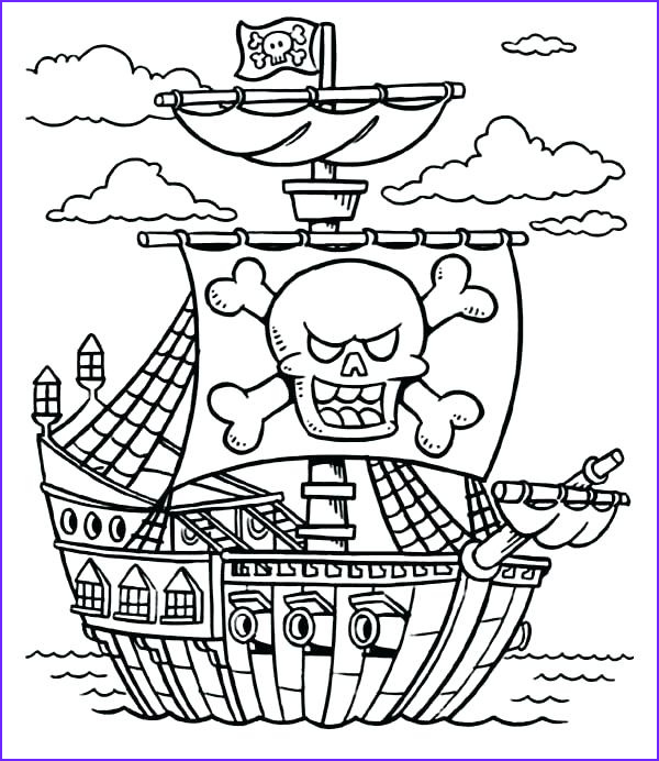 Pirate Coloring Page for Adults Luxury Stock Pirate Coloring Pages for Adults at Getcolorings