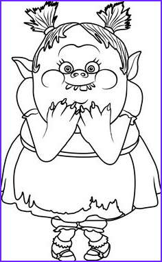 Poppy Coloring Page Trolls Beautiful Collection Coloriage Les Trolls Poppy toujours souriante