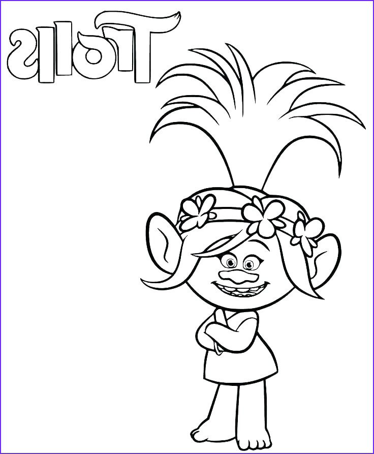 Poppy Coloring Page Trolls Best Of Photos Poppy Coloring Pages Best Coloring Pages for Kids