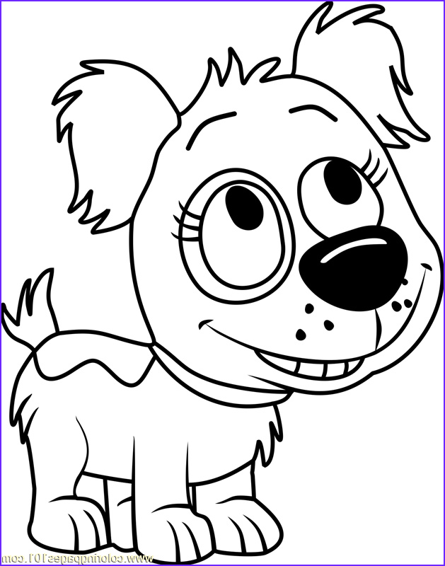 Pound Puppies Coloring Page Beautiful Images Pound Puppies Dinky Coloring Page Free Pound Puppies