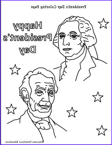 Presidents Day Coloring Page Preschool Beautiful Photos Presidents Day Coloring Page Fun Crafts