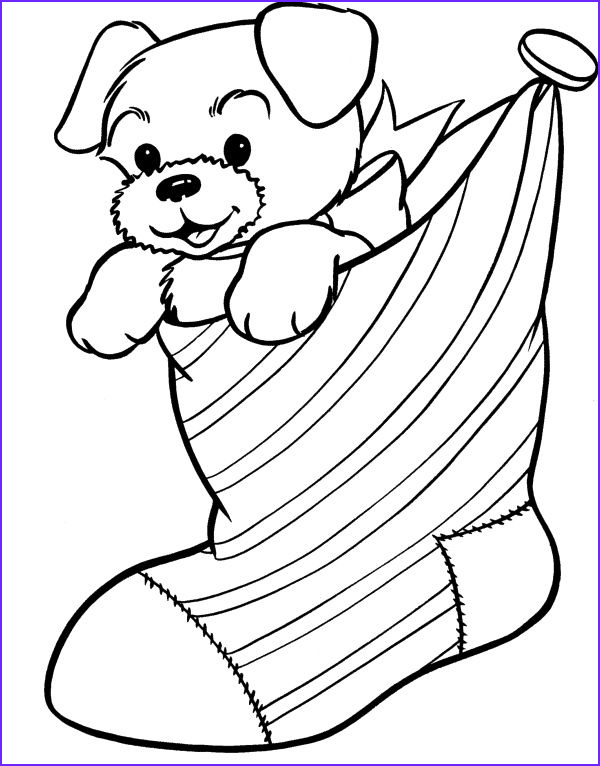 Puppies Coloring Picture Luxury Photography Christmas Coloring Pages