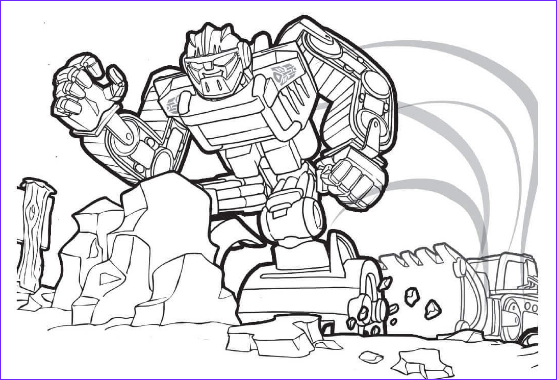 Rescue Bots Coloring Page Inspirational Gallery 20 Printable Transformers Rescue Bots Coloring Pages