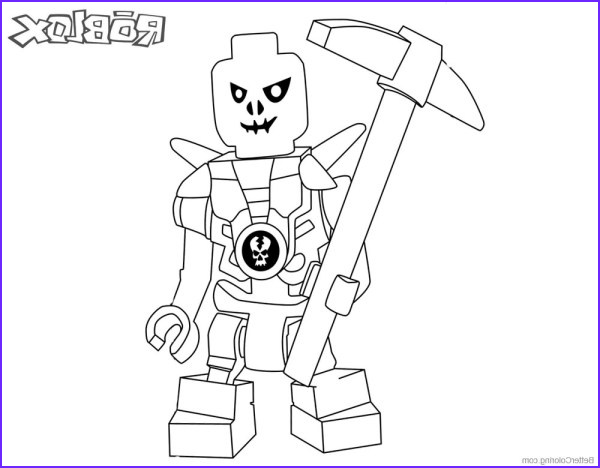 roblox coloring pages