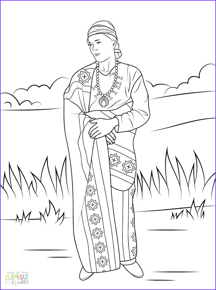 Sacagawea Coloring Page Best Of Photos Neoteric Design Sacagawea Coloring Page Sacajawea Pages