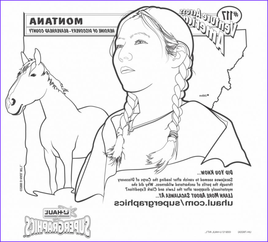 Sacagawea Coloring Page New Gallery Coloring Download Sacagawea Coloring Page Sacagawea