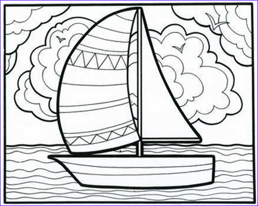 Sailboat Coloring Page Beautiful Photos Sum Sum Summertime Let's Doodle Coloring Pages