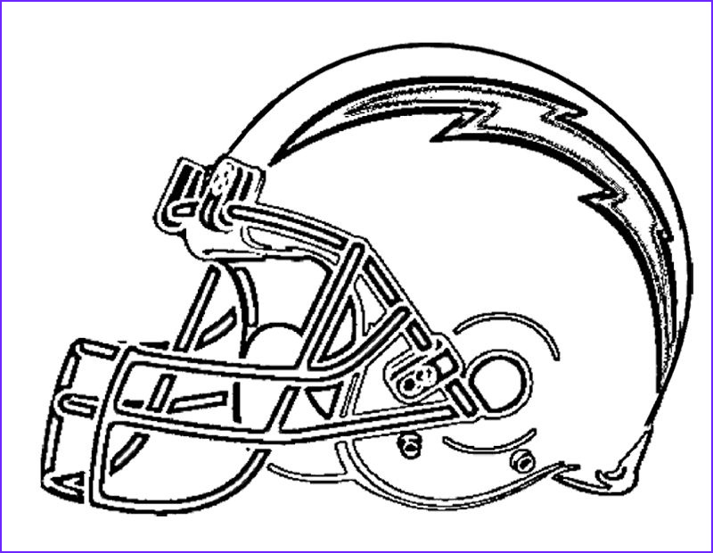 San Diego Chargers Coloring Page Luxury Image Football San Diego Chargers Coloring Page