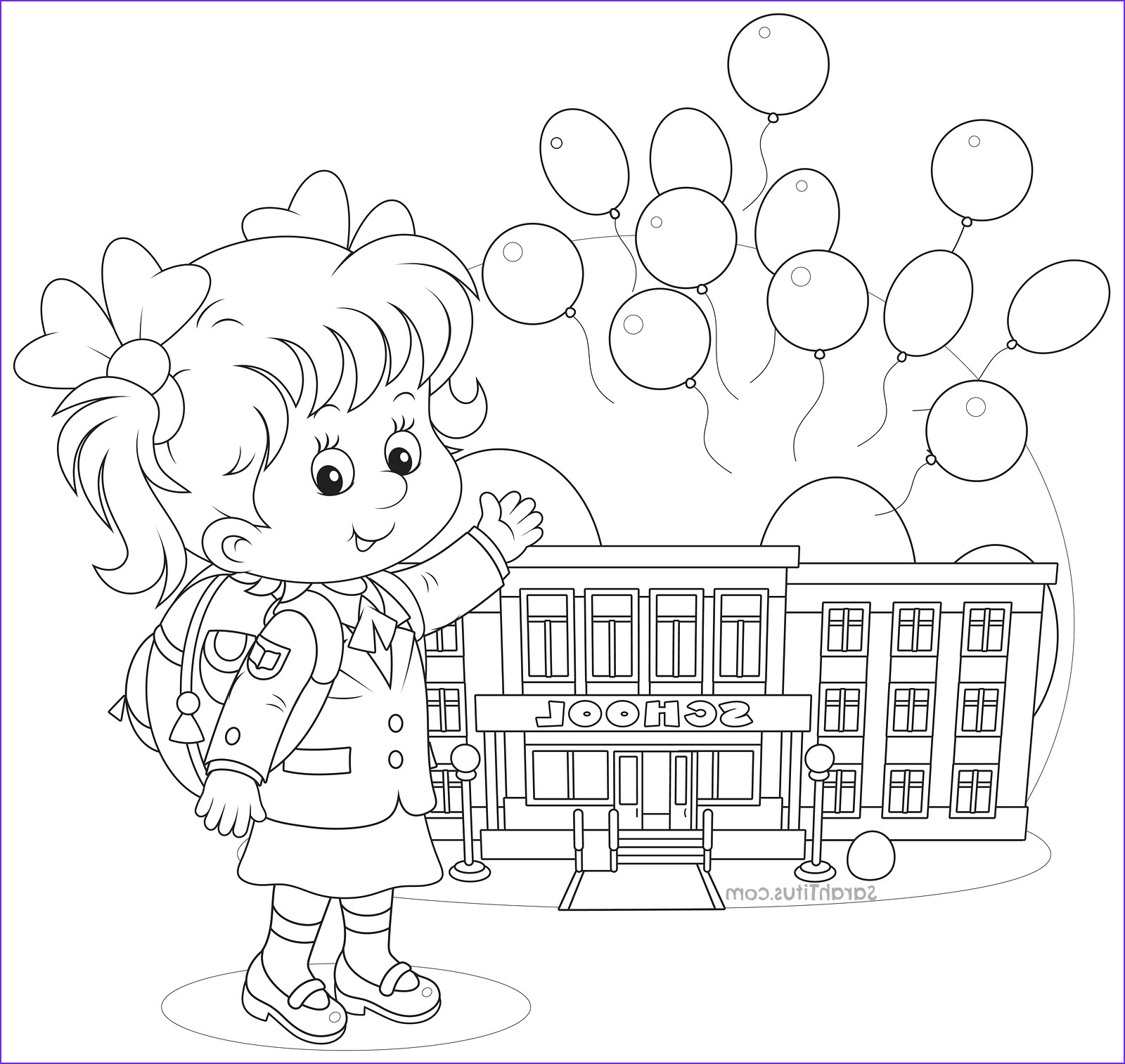 Schools Coloring Page Beautiful Stock Back to School Coloring Pages Sarah Titus