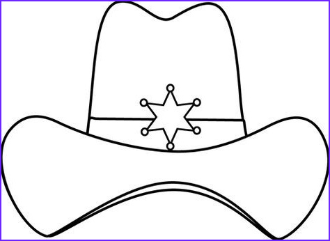 Sheriff Coloring Page Cool Photography Sheriff Printable