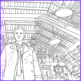 Supernatural the Official Coloring Book Awesome Photos theredfork All About Coloring Pages