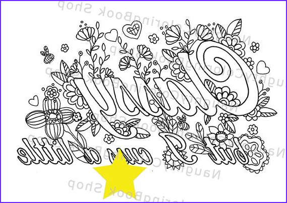 Swear Coloring Book Luxury Photos Classy but I Cuss A Little Swear Words Printable Coloring