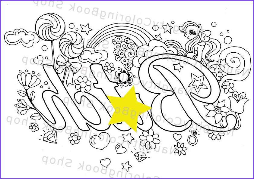 Swear Coloring Book New Photos Btch Swear Words Printable Coloring Pages Swear Word