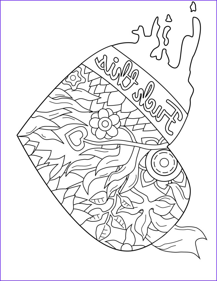 Swear Word Adult Coloring Page Elegant Photos Swear Word Coloring Page Swearstressaway