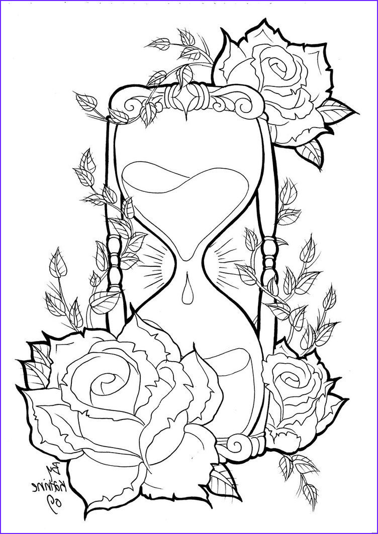 Tattoo Designs Coloring Book New Photos Rose Tattoo Designs