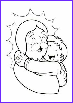 Telling Others About Jesus Coloring Page New Gallery New Bible Coloring Friends Jesus Tell Other