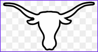 Texas Longhorn Coloring Page Beautiful Photos Texas Longhorns Logo Black and White Longhorn Logo