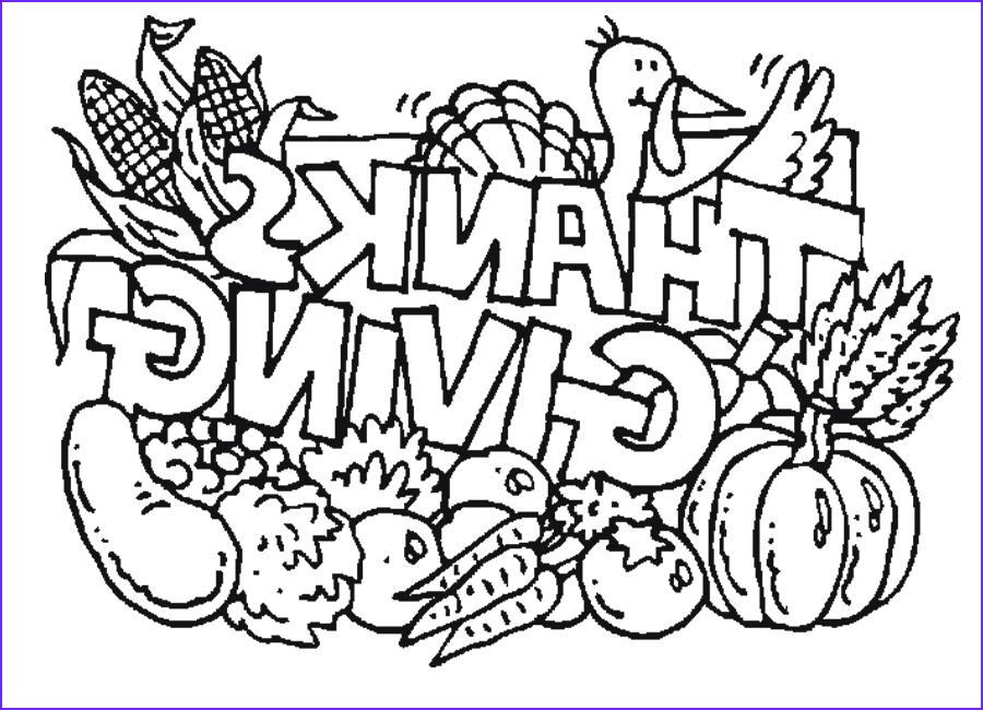 Thanksgiving Coloring Picture Free Printables Unique Photos Free Printable Thanksgiving Coloring Pages For Kids
