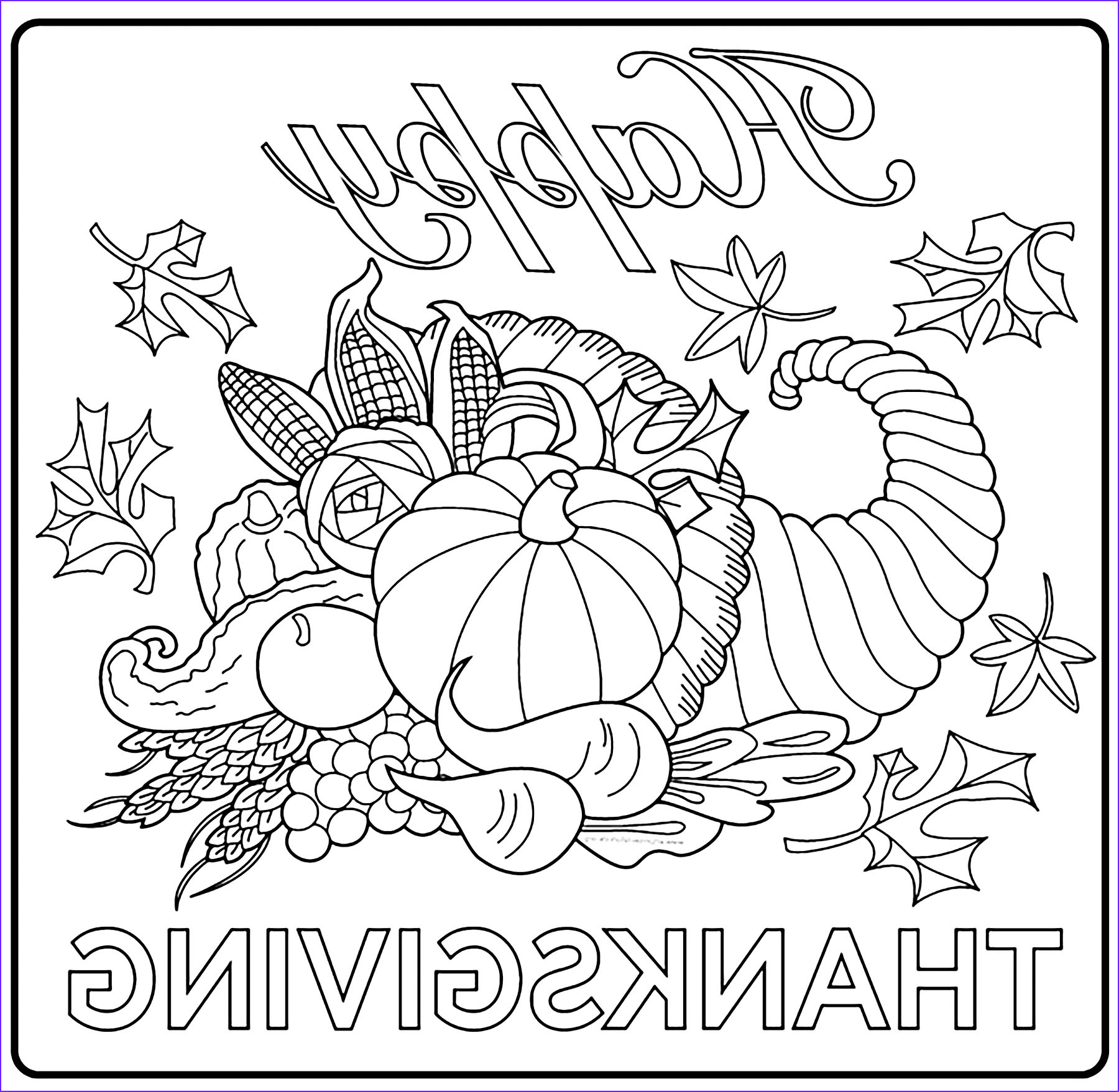 Thanksgiving Coloring Sheet for Kids Beautiful Photos Thanksgiving Free to Color for Children Thanksgiving