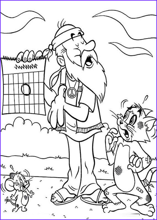 Tom and Jerry Coloring Unique Photos tom and Jerry Coloring Pages Disney Coloring Pages