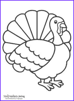Turkey Coloring Book New Image Turkey Coloring Page Free