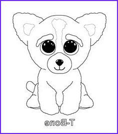 Ty Beanie Boo Coloring Page Beautiful Gallery Ty Beanie Boo Coloring Pages and Print for Free