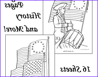 Us History Coloring Page Inspirational Collection American Flag Coloring Pages History Of the American Flag