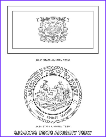 West Virginia Coloring Page New Gallery West Virginia State Symbols Coloring Page