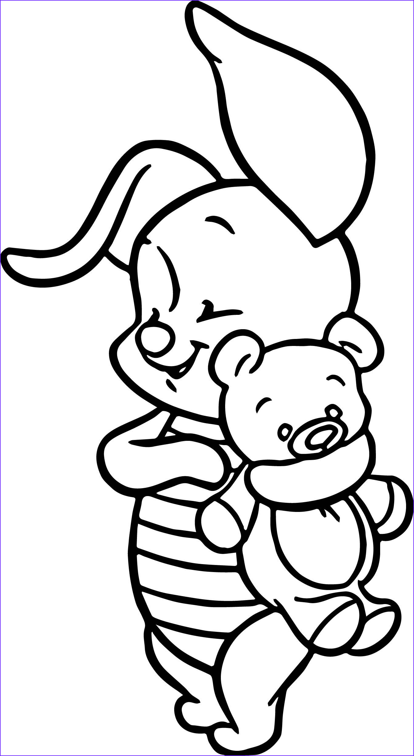 Whinnie the Pooh Coloring Beautiful Photography Winnie the Pooh Coloring Pages Disney