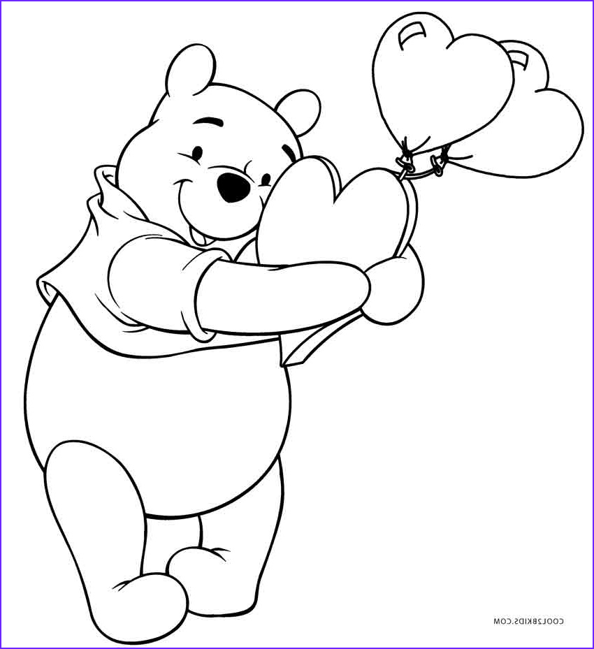 Winnie the Pooh Coloring Page Cool Photos Free Printable Winnie the Pooh Coloring Pages for Kids
